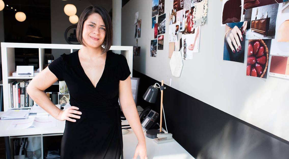 Kristie Oldham - Designing For a Purpose